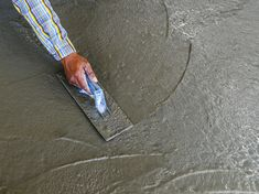 Concrete Countertop How to Make Concrete Countertops - Bob Vila - Here's how to make diy concrete countertops—a durable choice that's not only easy to care for, but also has a striking look.