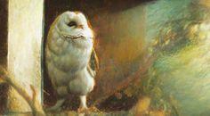 In de achtertuin van kunstenaar Paul Christiaan Bos wonen sinds 2011 de uilen Coppernickle en Feline. Hun dagelijkse belevenissen en gezinsuitbreiding beschrijft hij in een levendig Uilendagboek. Deze keer: Sterre raakt verstrikt...