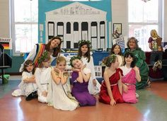 Girl Scouts of North-Central Alabama: Rocky Heights Service Unit Celebrates World Thinking Day with Annual International Tea