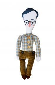 Fan de Woody Allen? - Doolittle et surv DaWanda.
