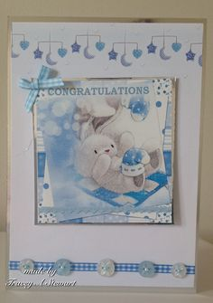 Crafter's Companion Bebunni Baby CD and insert