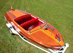 Wooden Boat Kits Runabout-Free Boat Plans For Flat Bottom Boat Wooden Boats For Sale, Wooden Boat Kits, Wooden Boat Building, Boat Building Plans, Wood Boats, Free Boat Plans, Wood Boat Plans, Chris Craft Boats, Model Boat Plans