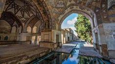 قصة إحدى العجائب الهندسية في إيران عمرها آلاف السنين - BBC News Arabic