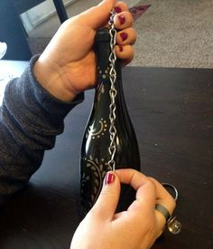 Wine Bottle Wind Chimes 101 - HOMEGROWN