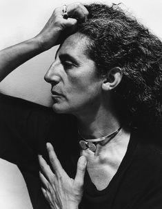 Sheila Metzner as seen by Herb Ritts, 1990