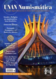 Se publicó el No. 18 de la Revista UNAN Numismática, correspondiente al bimestre Mayo-Junio de 2017. Puede descargarse en nuestra Biblioteca Digital: http://www.monedasuruguay.com/bib/bib/unan/unan018.pdf