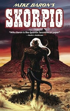 Check out this novel by Mike Baron #Mikebaron #Horror #wordfirepress