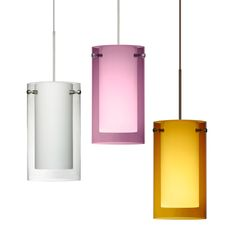 Besa Lighting 1XP Pahu Mini Pendant | ATG Stores