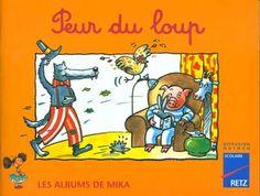 Trousse & cartable: Peur du loup - Nuit de Noël - Drôles de galettes -...
