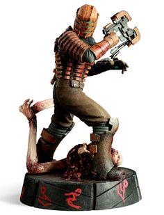ThinkGeek :: Dead Space Isaac Clarke Statue $274.99