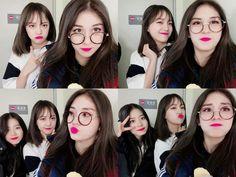 [IG] evelyndouma's Instagram update #김세정 #Sejeong❤