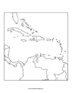 australia oceania printable outline maps, royality free