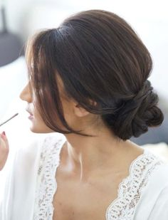 Wedding hairstyle idea; Featured Photographer: SugarLove Weddings