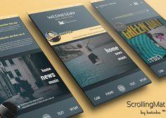ScrollingMatt: miniatura de captura de pantalla