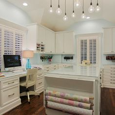 Craft Room! This is absolutely perfectttttt! I want one.