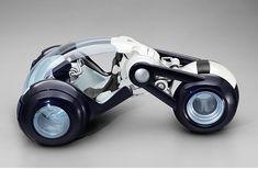 푸조 1인승 전기자동차 - Peugeot RD Concept