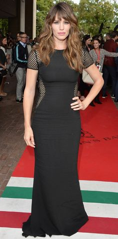 Not Kate Bosworth, but Jennifer Garner in Stella McCartney, International Film Festival 2014