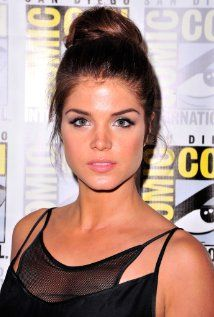 """Marie Avgeropoulos Born and raised on the shores of Lake Superior in Thunder Bay, Ontario, Canada. 5'5"""" (1.65m)"""