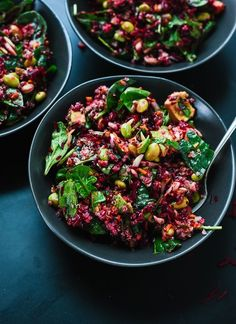 Reset with this raw beet salad! - cookieandkate.com