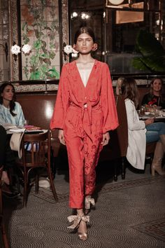 Johanna Ortiz Resort 2019 New York Collection - Vogue
