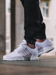 adidas originals ice purple climacool trainers