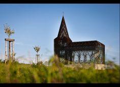 Transparent church.