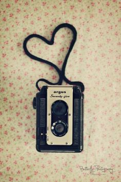 vintage camera by deanna
