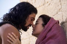 The Dovekeepers - Shirah and Eleazar