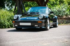 One of 53 UK, right-hand drive cars and only miles. 1989 Porsche 911, Porsche 930 Turbo, Auction, Cars, Sports, Hs Sports, Autos, Car, Automobile