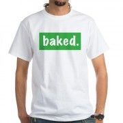 Baked T-Shirt on BudProducts.US