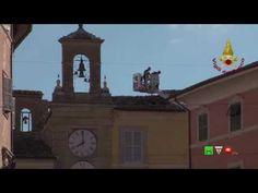 Sisma centro Italia - Soccorsi dei Vigili del Fuoco - S. Severino Marche...