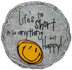 Spoontiques Life is Too Short Stepping Stone by Spoontiques, Inc.. $14.99.