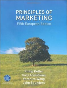 Suitable for undergraduate Principles of Marketing courses, this classic textbook has provided many generations of marketing students with an exceptional introduction to marketing, COTE : 121.55 KOT