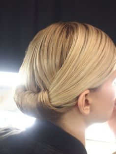 Hair must be clean and tied up in a tidy manner for women.