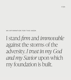 Spiritual Warrior, Stand By Me, Savior, Affirmations, Foundation, Spirituality, God, Math, Stay With Me