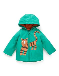 Buy the Hooded Tiger Print Mac from Marks and Spencer's range. Toddler Boy Outfits, Toddler Boys, Tiger Love, Tiger Print, Baby Design, Hoods, Graphic Sweatshirt, Sweatshirts, Cotton