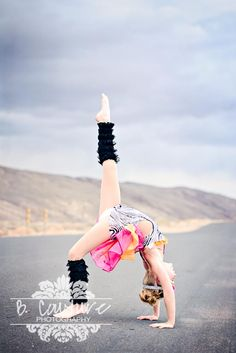 Black leg warmers - dance - B.Couture Photography