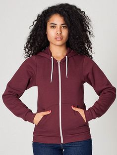 A fitted sporty unisex hoodie in our Flex Fleece fabric. - M, Truffle