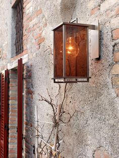 Nahoor collections on show at Maison & Objet #outdoor #lamp
