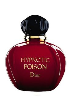 Dior 'Hypnotic Poison' eau de Toilette $98.00 Item #299227 Details  The mystery of Dior's legendary forbidden fruit. Four contrasting facets: intoxicating bitter almond and carvi, opulent sambac jasmine, mysterious jacaranda, and sensuous vanilla and musk make for a compelling, bewitching fragrance fusion. Intoxicating and extravagant.      3.4 oz.     By Dior