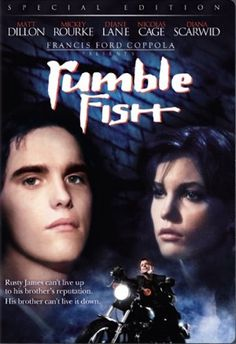 1000 images about anything theme greaser rockabilly 50 39 s for Rumble fish summary
