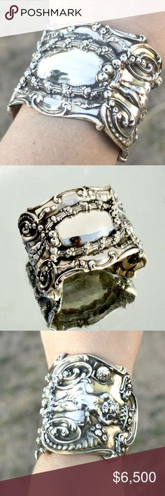 Fashion Bronze Butterfly Vintage Repousse Cuff Toe Ring