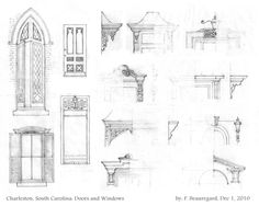 Charleston Doors and Windows by ~Built4ever on deviantART