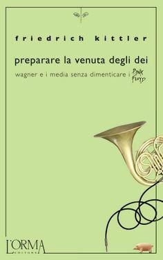 Wagner è l'inventore dei mass media? Il rock dei Pink Floyd è figlio dei radar per sottomarini? I sintetizzatori ci hanno riportato gli dei? Uno dei pensatori più cruciali e irregolari degli ultimi anni, mai tradotto prima in italiano, ci spiega la musica moderna, dalla microfisica dei suoni alla metafisica dell'Essere, per descrivere una svolta epocale che ha cambiato per sempre il modo in cui percepiamo il mondo.  http://www.lormaeditore.it/libro/9788898038237