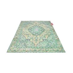 Tapis Fatboy non flying carpet coriander - Idees fr