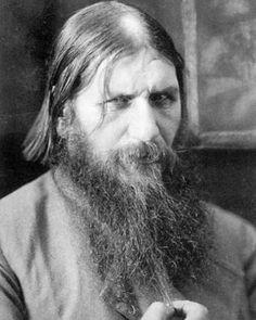 """Rasputin """" El monje Loco """" Consejero de la familia Romanov."""
