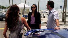 "Burn Notice 5x08 ""Hard Out"" - Michael Westen (Jeffrey Donovan), Fiona Glenanne (Gabrielle Anwar) & Agent Pearce (Lauren Stamile)"