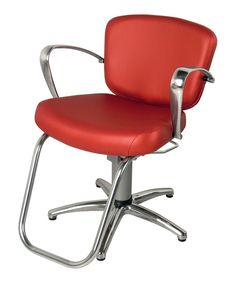 Collins 8300 Milano Styling Chair Salon Styling Chairs, Hydraulic Pump, Foot Rest, Purpose, Upholstery, Modern, Furniture, Home Decor, Style