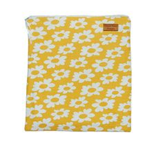Your place to buy and sell all things handmade Reusable Shopping Bags, Reusable Bags, Ribbon Colors, Daisies, Safe Food, Food Ideas, Favorite Recipes, Sewing, Yellow