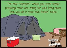 camping truth